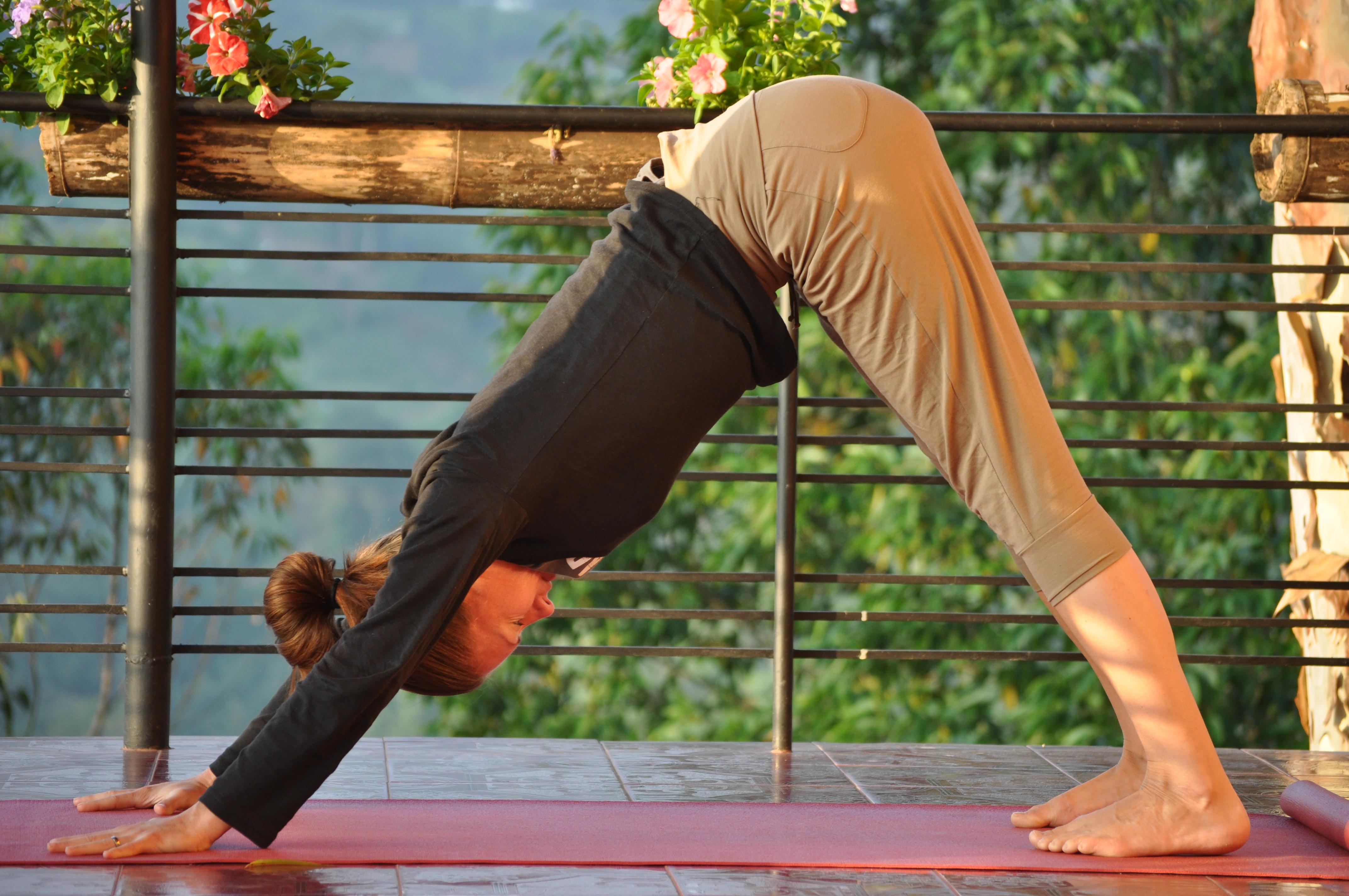 Die Essenz des Ashtanga Yoga