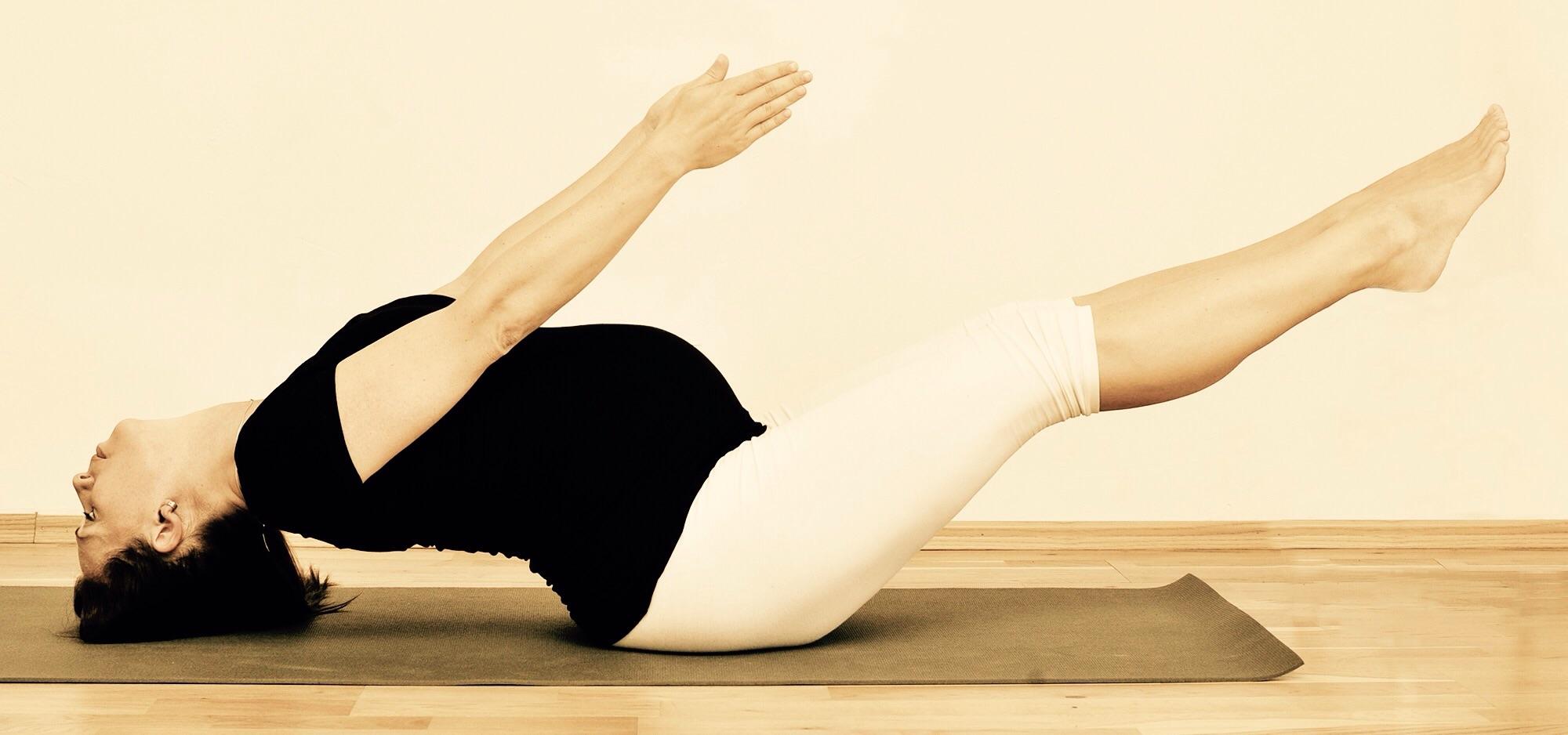 Ashtanga Yoga & Schwangerschaft